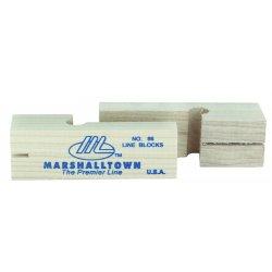 "Marshalltown Trowel - 16506 - 86 3-3/4"" Wood Line Bloc"