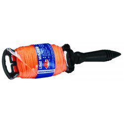 Marshalltown Trowel - 16584 - 634 250' Braided Nylon Masons Line-orange