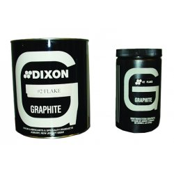 Dixon Graphite - L1F5C - 5lb Can #1 Large Flake Graphit, Ea