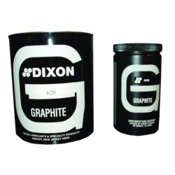Dixon Graphite - L6205 - 5# Can 620 Powdered Amorphous, Ea