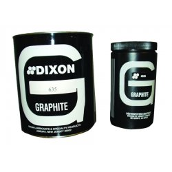 Dixon Graphite - L6355 - 5lbs 3d #635 Finely Powdered Flake Graph, Ea