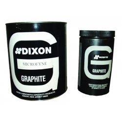 Dixon Graphite - LMF4 - 5lb Can Microfyne Graphite Extra Finel, Ea