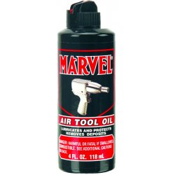 Marvel Mystery Oil - 080 - 4oz Can W/spout Marvel Air Tool Oil