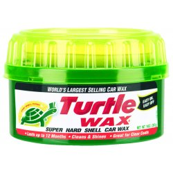 Turtle Wax - T222R - Paste Car Wax, 14 Oz, Can, Green