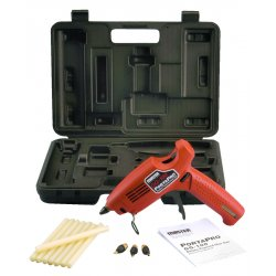 Master Appliance - GG-100K - Butane Powered Glue Gun Kit, 200 Watt