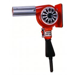 Master Appliance - HG-502A - Electric Heat Gun 240VAC, Variable Temp. Settings, 500 to 750F