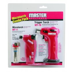 Master Appliance - MT-70P - Triggertorch Set&#x3b; Approx. Flame Temp. 2500 F