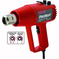Master Appliance - PH-1300 - HEAT GUN VARI TEMP VARI AIR. (Each)