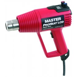 Master Appliance - PH-1400 - Master Appliance PH-1400 Proheat Lcd Heat Gun with Dial-' Lcd Digital Display