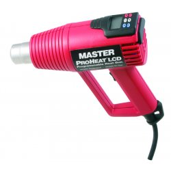 Master Appliance - PH-1500 - Master Appliance PH-1500 Proheat Programmable Heat Gun with Programmable LCD Digital Display