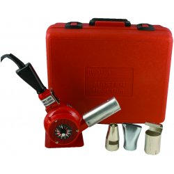 Master Appliance - VT-750CK - Electric Heat Gun Kit 120VAC, Variable Temp. Settings, Ambient to 1000F