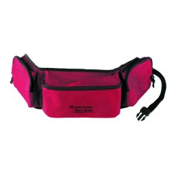 Master Lock - 1456 - Master Lock Red Fabric Lockout Carry Case, ( Each )