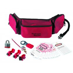 Master Lock - 1456E3 - Safety Series Personal Lockout Pouches