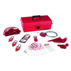 Master Lock - 1457V1106KA - Safety Series Personal Lockout Kits