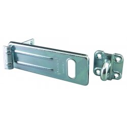 Master Lock - 706D - Case Hard Steel Body Security Hasp Carded