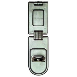 "Master Lock - 720DPF - Conventional Rotating Eye HaspH x 1/2""W x 6-1/4""L, Bright Zinc Finish"