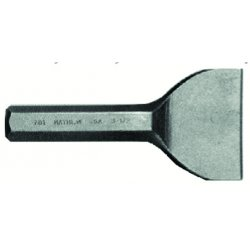 Mayhew Tools - 12302 - Mason Chisel, 4 in. x 7-1/2 in., Steel