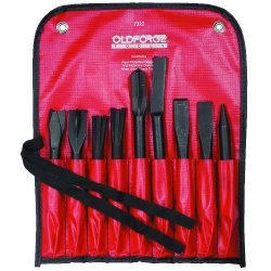 Mayhew Tools - 37322 - 7322 9 Pc Pneu Tool Set