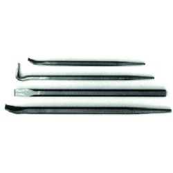 Mayhew Tools - 76284 - 24-7/8 Steel Pry Bar Set&#x3b; Number of Pieces: 4