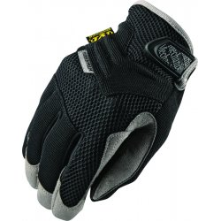 MechanixWear - H25-05-010 - Glove Padded Large Synthetic Leather Mechanixwear Elastic With Velcro, Pr
