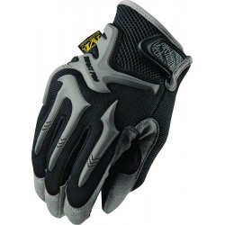 MechanixWear - H30-05-010 - Glove Padded Large Synthetic Leather Mechanixwear Elastic With Velcro, Pr