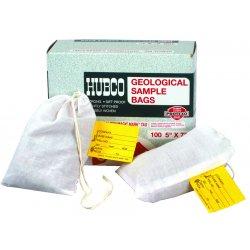 Hubco - 5X7 - Hubco Geological Samplebags, Ea