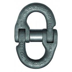 "Columbus McKinnon - 664038 - 3/8"" Grade 80 Hammerlockcoupling Link, Ea"