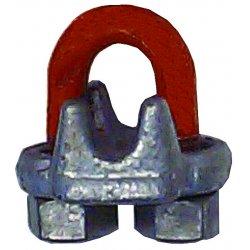 Columbus McKinnon - M244 - 1/8 Wire Rope Clips, Ea
