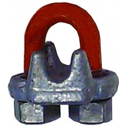 Columbus McKinnon - M246 - 1/4 Wire Rope Clip, Ea