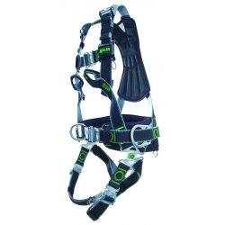 Miller / Honeywell - 070068/UBK - Revolution Climbing Harness W/waist-front Connec