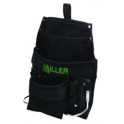 Miller / Honeywell - RIA-T7/6 - Large Multi Pouch Tool Bag W/2 Steel Hammer Loop