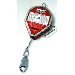 Miller / Honeywell - RL65G-Z7/65FT - 65 ft. Self-Retracting Lifeline with 310 lb. Weight Capacity, Red