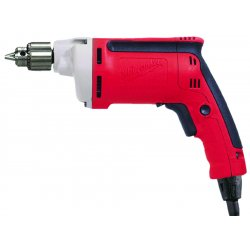 "Milwaukee Electric Tool - 010020 - Milwaukee Magnum Heavy-duty Corded Drill - Driver Drill - 0.25"" Chuck"