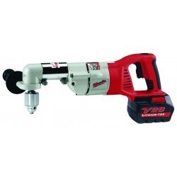Milwaukee Electric Tool - 0721-21 - 1/2 M28 Cordless Right Angle Drill Kit, 28.0 Voltage, Battery Included
