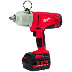 "Milwaukee Electric Tool - 0779-20 - 1/2"" Cordless Impact Wrench, 28.0 Voltage, 325 ft.-lb. Max. Torque, Bare Tool"