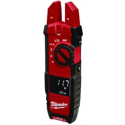 "Milwaukee Electric Tool - 2205-20 - Clamp On Digital Clamp Meter, 5/8"" Jaw Capacity, CAT IV 600V"