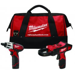 Milwaukee Electric Tool - 2239-23 - M12 Ac/dc Clamp Combo