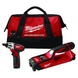 Milwaukee Electric Tool - 2290-23 - M12 Wall Scanner Combo