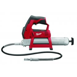 Milwaukee Electric Tool - 2446-20 - Cordless Grease Gun, Voltage 12.0 Li-Ion, Bare Tool, Cartridge Capacity 14-1/2 oz.