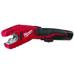 Milwaukee Electric Tool - 2471-21 - Milwaukee M12 12 V Redlithium XC 500 RPM Cordless Copper Tubing Cutter Kit (Includes M12 Redlithium Battery, M12 Lithium-ion Battery Charger And Carrying Case)