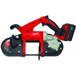Milwaukee Electric Tool - 2629-22 - Cordless Band Saw Kit, 18.0, 35-3/8 In.