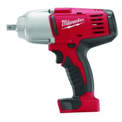 Milwaukee Electric Tool - 2662-20 - 1/2 Cordless Impact Wrench, 18.0 Voltage, 450 ft.-lb. Max. Torque, Bare Tool