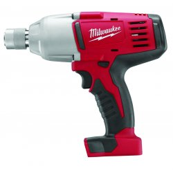 "Milwaukee Electric Tool - 2665-20 - 7/16"" Hex Cordless Impact Wrench, 18.0 Voltage, 350 ft.-lb. Max. Torque, Bare Tool"