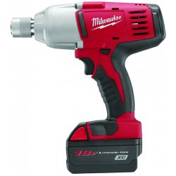 "Milwaukee Electric Tool - 2665-22 - 7/16"" Hex Cordless Impact Wrench Kit, 18.0 Voltage, 350 ft.-lb. Max. Torque, Battery Included"