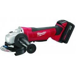 "Milwaukee Electric Tool - 2680-22 - 4-1/2"" Cordless Right Angle Grinder Kit, 18.0 Voltage, 9000 No Load RPM, Battery Included"