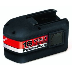 Milwaukee Electric Tool - 48-11-2232 - Milwaukee Premium Series 18 V 2.4 Ah Ni-Cad Battery Value Pack (2 Per Pack)