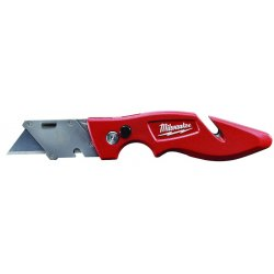 Milwaukee Electric Tool - 48-22-1901 - Milwaukee 48-22-1901 7-1/4' FASTBACK Wire Stripping Flip Utility Knife