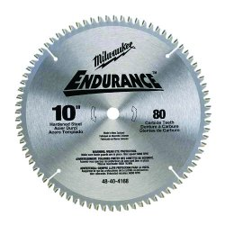 Milwaukee Electric Tool - 48-40-4162 - Circular Saw Blade, 10 In., 40 Teeth