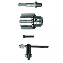 Milwaukee Electric Tool - 48-66-1370 - Milwaukee 48-66-1370 Metal Rotary Hammer Drill SDS/Chuck Adapter Bit Kit
