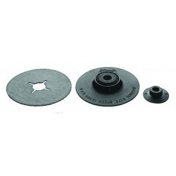 Milwaukee Electric Tool - 49-36-3455 - Milwaukee Electric Tool 49-36-3455 Backing Pad Kit; 4-1/2 In...